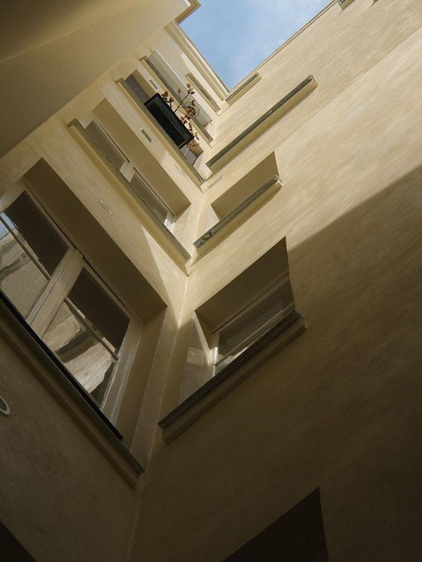 Immeuble d 39 habitation paris 75006 akta bvp bvp le b ton v g tal projet - Immeuble vegetal ...