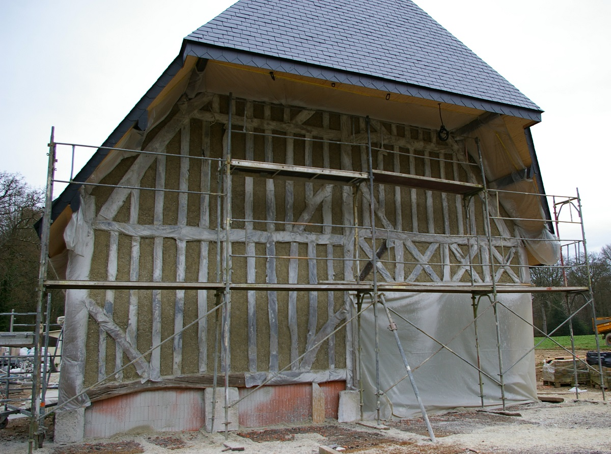 Colombage Normand 27 Maison individuelle